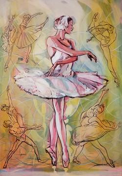 balet_60pe90 cm_autor AlinaManole