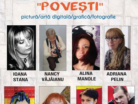 "HAMSA FESTIVAL – editia a II-a – 5 Arte Evreiesti & expozitia ""POVESTI"""