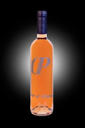 Vi rosat Can&Pitero del Penedés D.O.