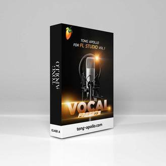 TONG APOLLO VOCAL PRESET VOL.1 ( FL STUDIO )