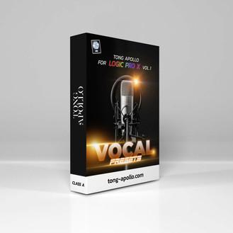 TONG APOLLO VOCAL PRESET VOL.1  ( LOGIC PRO X )