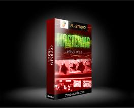 MASTERING PRESET VOL.1 ( FL STUDIO )