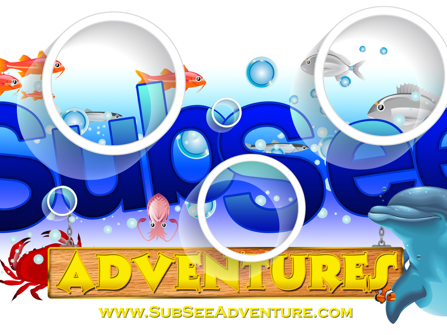 SubSee Adventures Logo