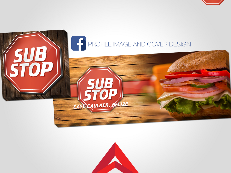 Sub Stop Logo and Presentation