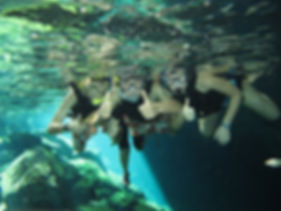 Cenote Snorkel | Wet set Diving Adventures