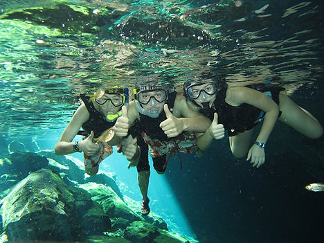 Cenote Snorkel | Wet set Diving Adventures