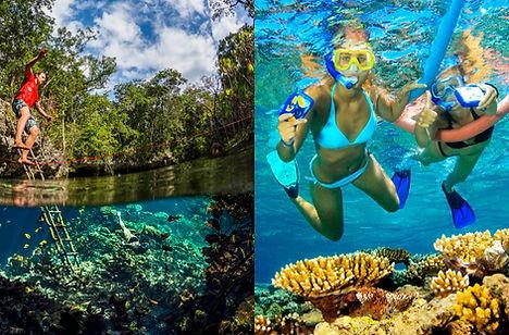 Gold Package Snorkel Tour | Wet set Diving Adventures