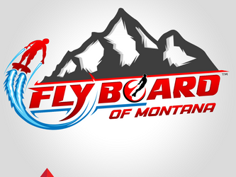 Flyboard of Montana Logo