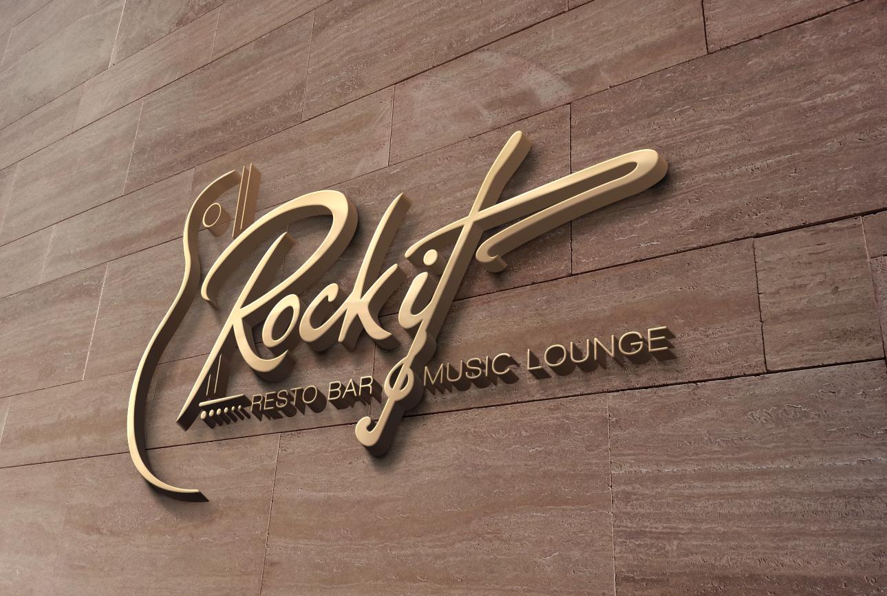 Rock It Bar Logo