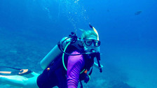 Four things that surprised me about learning to dive