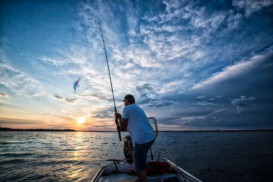 Deep Sea Fishing in Puerto Morelos