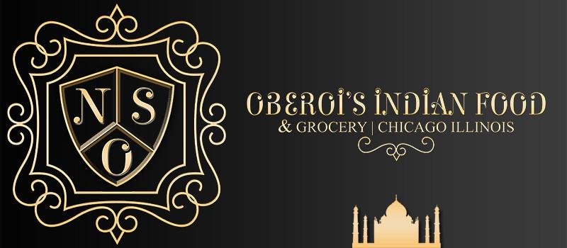 Oberios Indian Food Logo