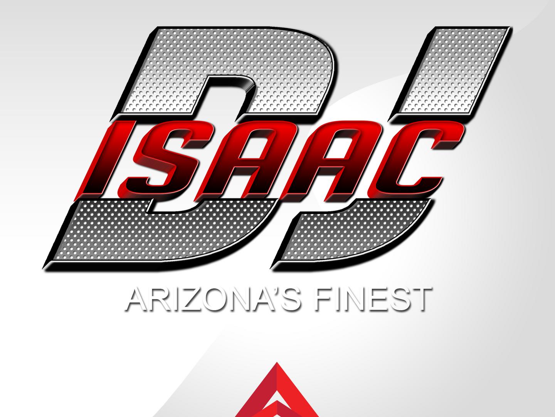 DJ Isaac Logo