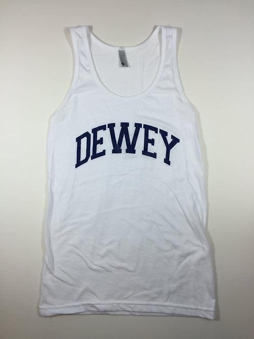 Classic Dewey Beach Tank top White