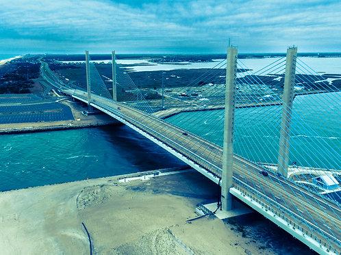 Indian River Inlet Bridge Day