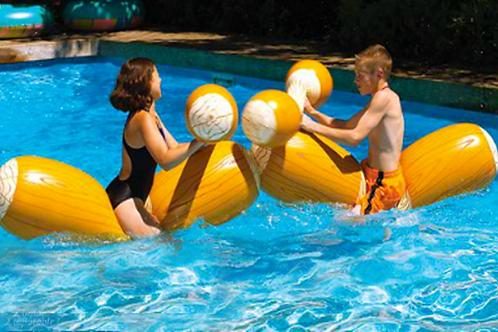 Jousting Float
