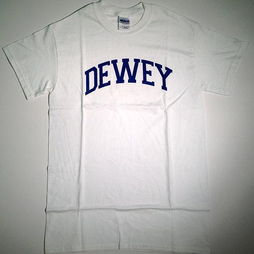 Classic Dewey Beach T Shirt White