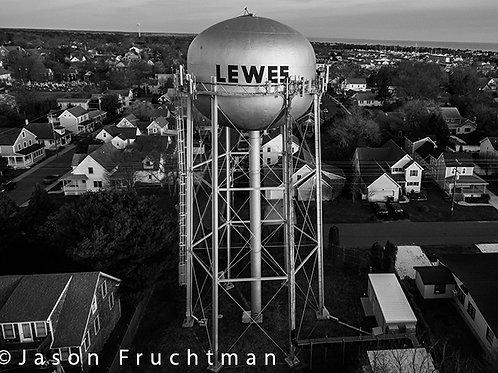 Lewes Delaware Water Tower