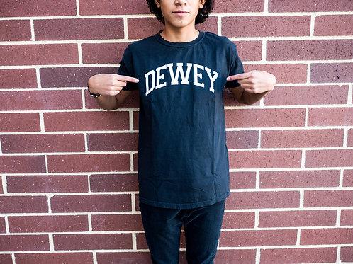 Classic Dewey Beach T Shirt BlacK
