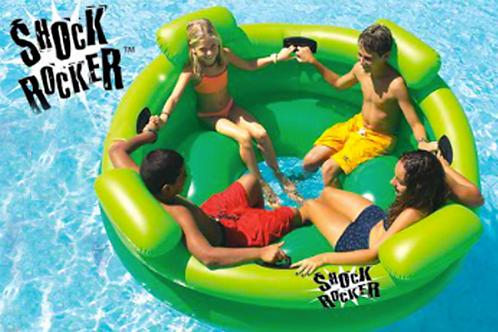 Shock Rocker Float