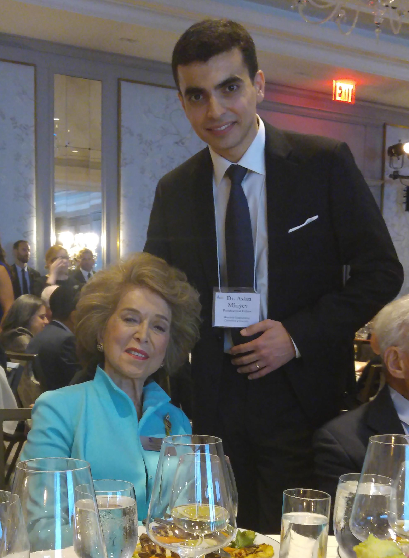 With Nina Weiner:
