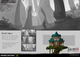 Prop design, variations and keyframes