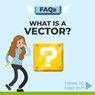 WHAT IS A VECTOR?