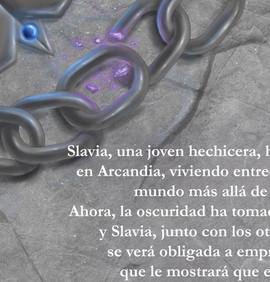 Book cover illustration - details