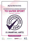 Safeguarding Code_Safeguarding Code Cert