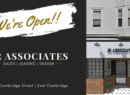 JR Associates opens its doors at 757 Cambridge