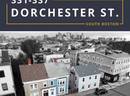 Banding together, neighbors take advantage of South Boston's real estate market.