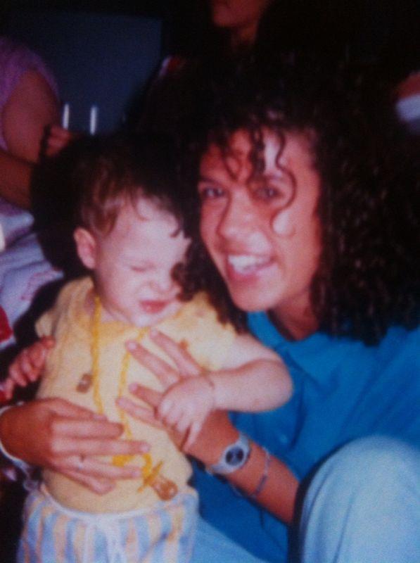 Amb la tieta Francina