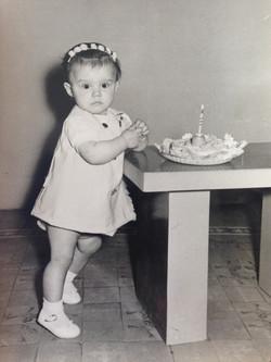 La Maria Antonia Ventura, 1 anyet