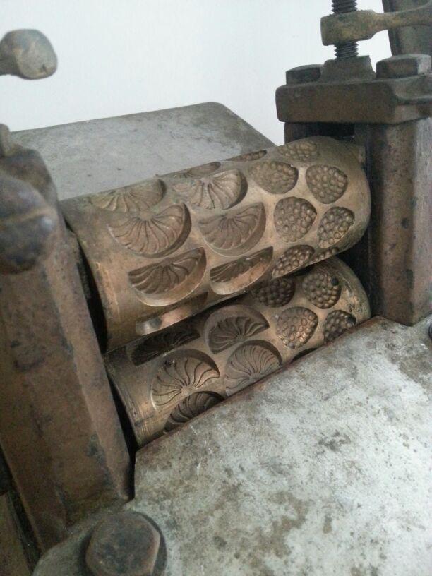 Màquina antiga de fer Caramels