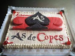 As de Cope 2on Aniversari