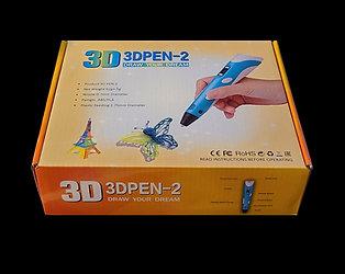 3D Printing Pen w/LCD