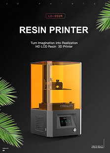 Creality LD-002R Resin 3D Printer