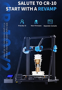 Creality CR-10v2 3D Printer
