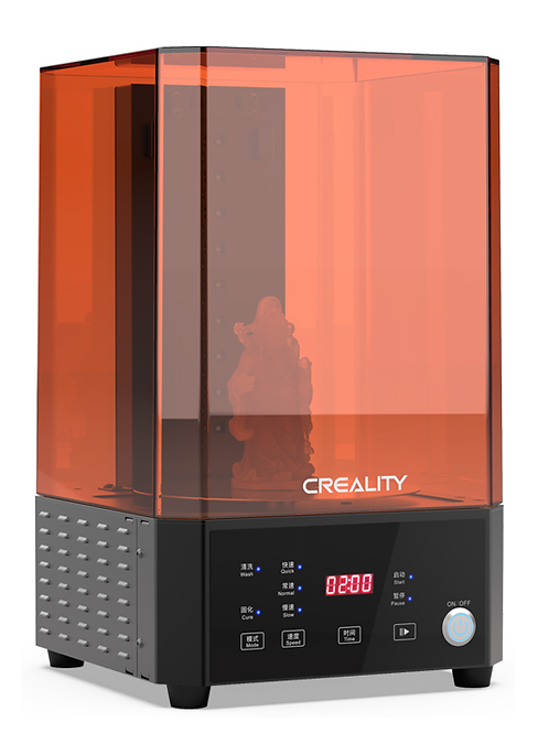 Creality UW-01 Wash & Cure Station