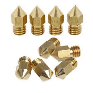 Extruder Nozzles