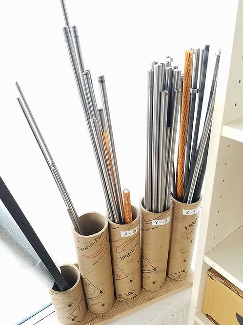 Steel Linear Rod