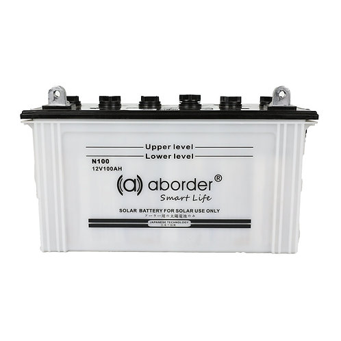 Aborder Water Solar Battery N100