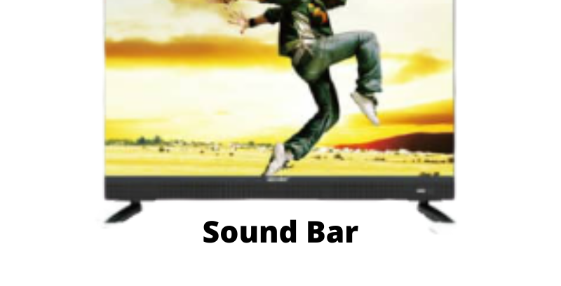 Aborder TV inch 32 with Sound bar ABT3280