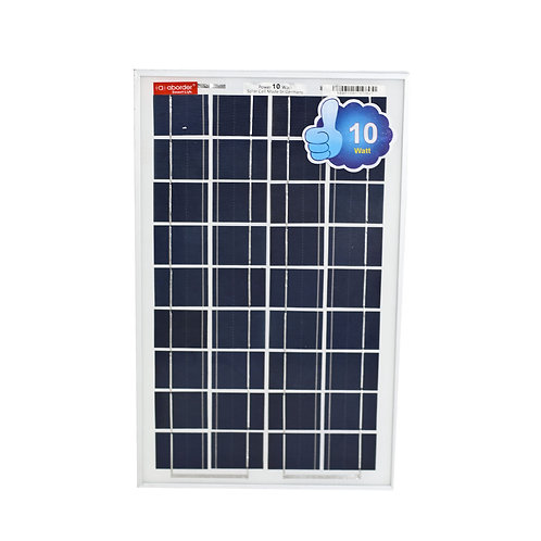 Aborder Solar Panel ABSP-10
