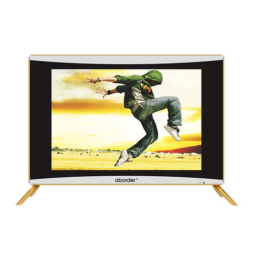Aborder Solar TV 19 Inch Double Screen ABT1922