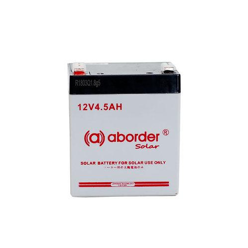 Aborder Dry Solar Battery 5AH