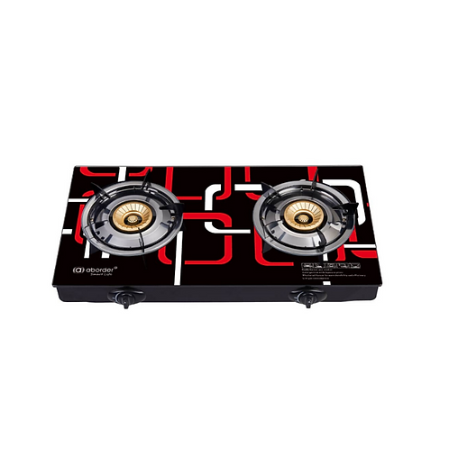 Aborder Glass Gas Cooker AB2704