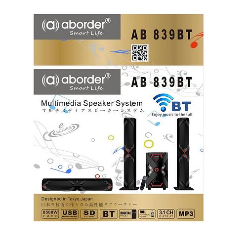 Aborder Subwoofer- AB839BT