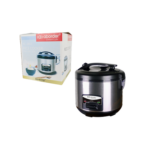 Aborder 1.8 Kg Rice Cooker RC-1802