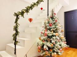 Christmas Decoration_ 代官山SALON